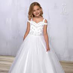 Mary's Bridal style F572 White size 10