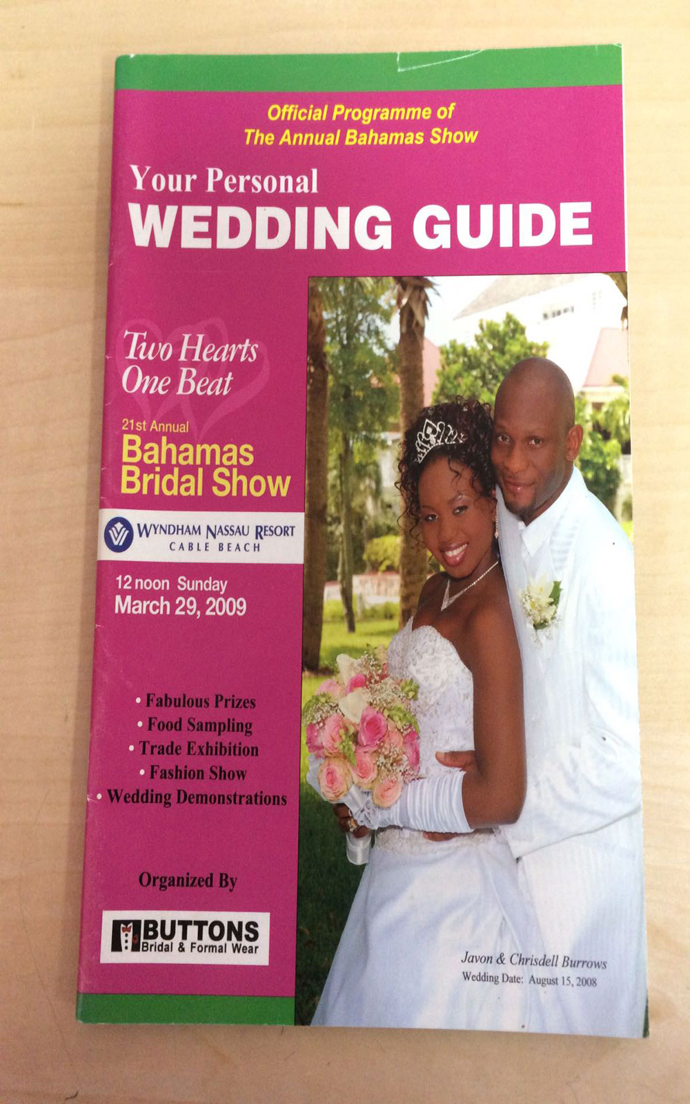 The Wedding Guide