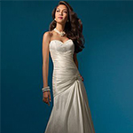 Alfred Angelo Style 2052 Ivory 12